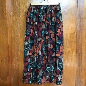 VTG Maxi Skirt